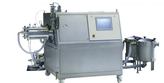 CAMPEN mixer for foaming of natural / synthetic latex or adhesive.